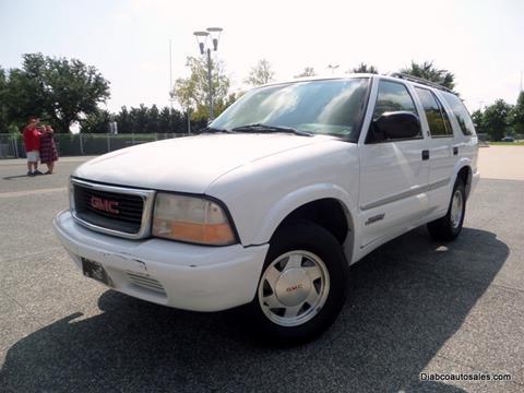 2000 GMC Jimmy for sale in Arlington TX