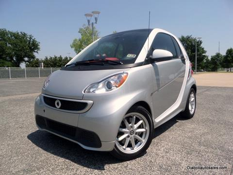 2015 Smart fortwo for sale in Arlington, TX