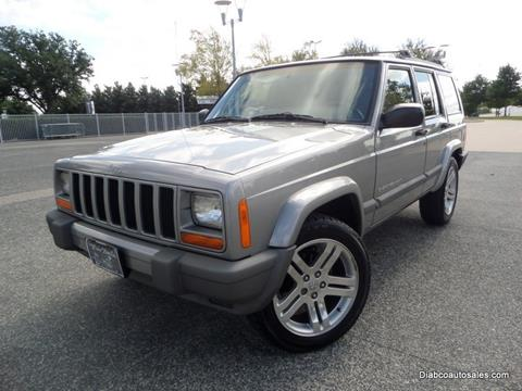 2001 Jeep Cherokee for sale in Arlington, TX