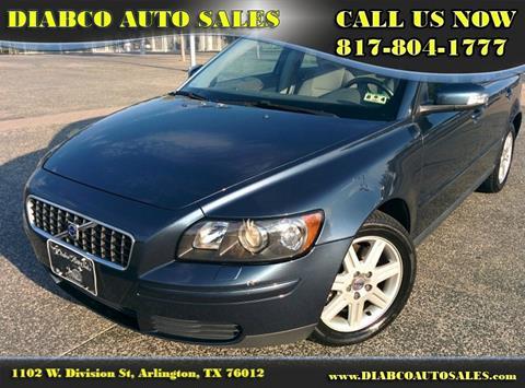 2007 Volvo S40 for sale in Arlington TX