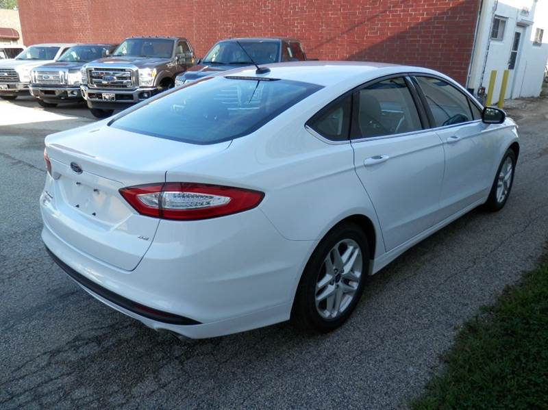 2014 Ford Fusion SE 4dr Sedan - Edgewood IA