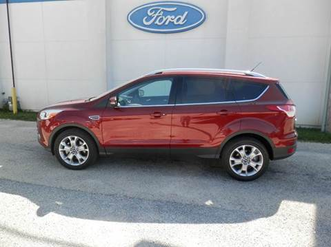 2015 Ford Escape for sale in Edgewood IA