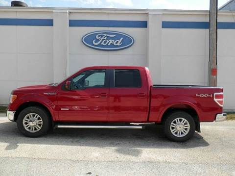 2012 Ford F-150 for sale in Edgewood IA