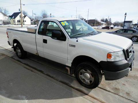 2005 Ford F-150 for sale in Edgewood IA