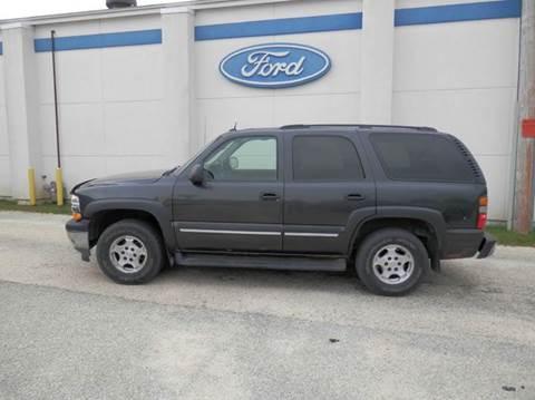 2005 Chevrolet Tahoe for sale in Edgewood, IA