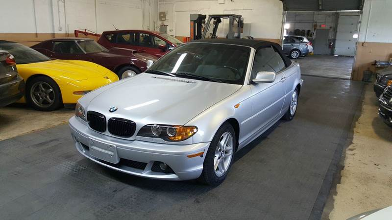 2004 bmw 3 series 325ci 2dr convertible in glenview il. Black Bedroom Furniture Sets. Home Design Ideas