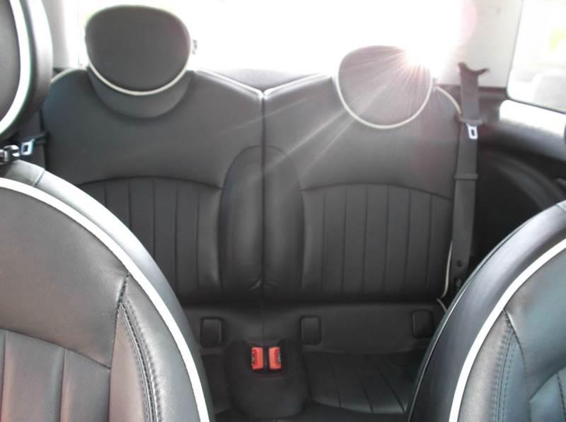 2008 MINI Cooper S 2dr Hatchback - Reno NV
