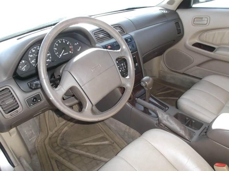 1996 Nissan Maxima GLE 4dr Sedan - Reno NV