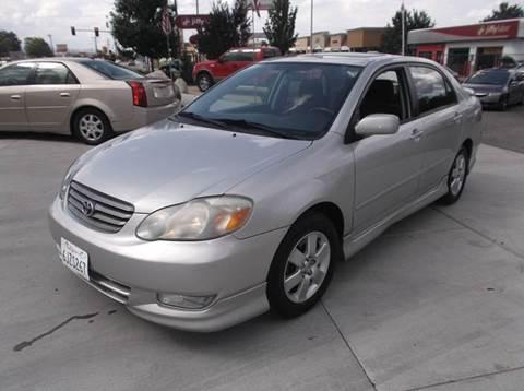 2004 Toyota Corolla