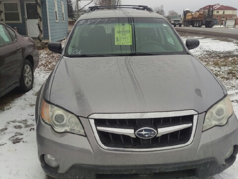 2008 Subaru Outback for sale in Cortland, NY