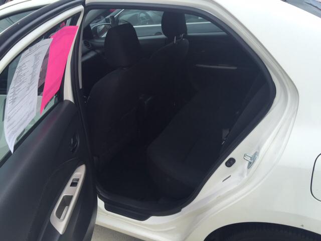2011 Toyota Yaris 4dr Sedan 4A - Dalton GA