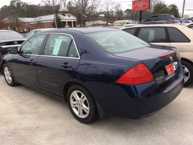 2006 Honda Accord LX Special Edition 4dr Sedan 5A - Dalton GA