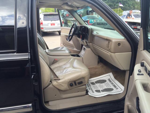 2002 GMC Yukon XL 1500 SLT 2WD 4dr SUV - Dalton GA