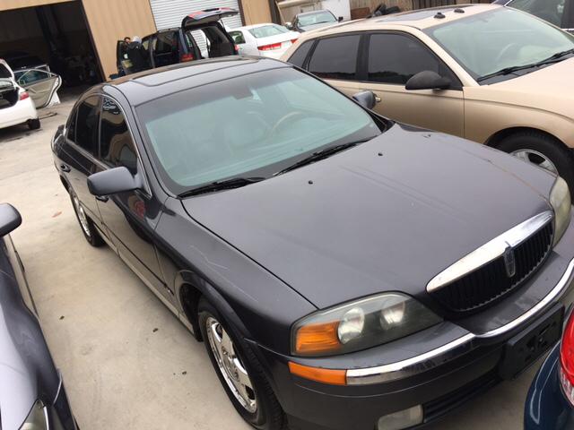 2001 Lincoln LS Base 4dr Sedan V6 - Dalton GA