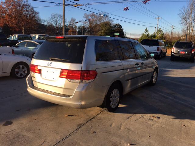 2008 Honda Odyssey LX 4dr Mini Van - Dalton GA