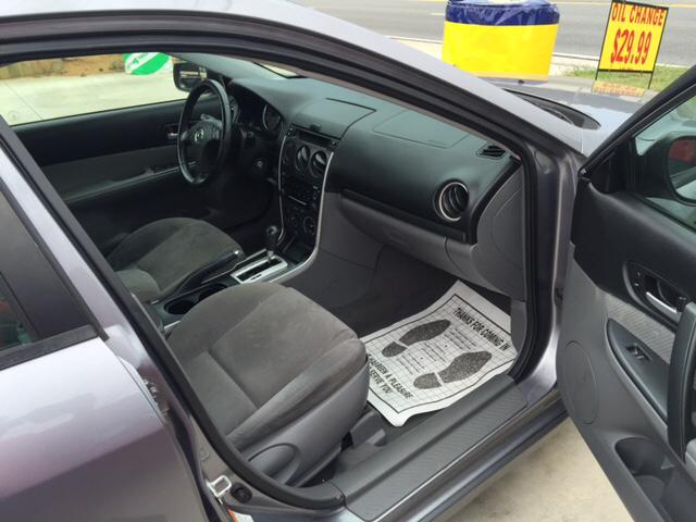 2008 Mazda MAZDA6 i Grand Touring 4dr Sedan - Dalton GA