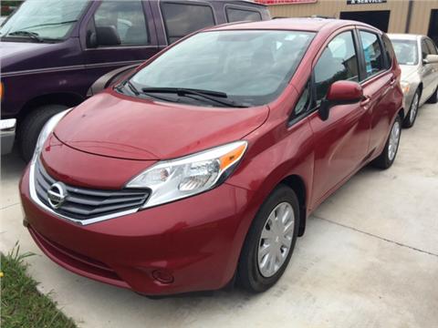 2014 Nissan Versa Note for sale in Dalton, GA