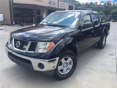 2005 Nissan Frontier for sale in Dalton, GA