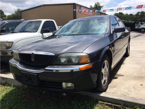 2001 Lincoln LS