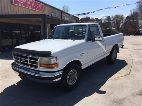 1993 Ford F-150 for sale in Dalton, GA