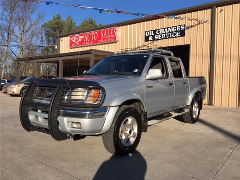 2000 Nissan Frontier for sale in Dalton, GA
