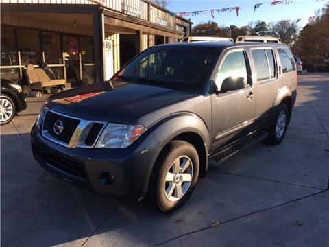 2010 Nissan Pathfinder for sale in Dalton, GA