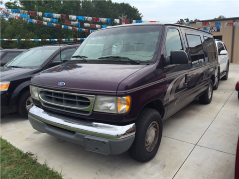 1997 Ford E-150 for sale in Dalton, GA