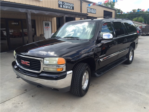2002 GMC Yukon XL for sale in Dalton, GA