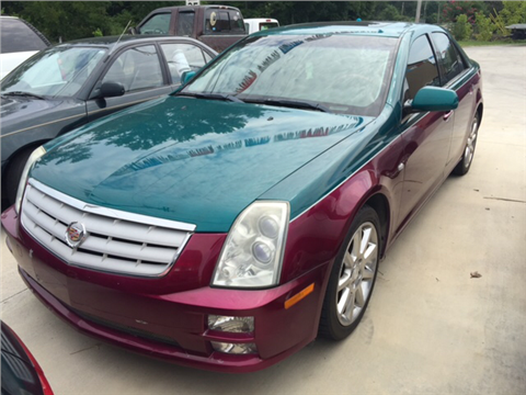 2006 Cadillac STS for sale in Dalton, GA