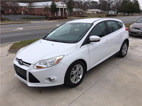 2012 Ford Focus for sale in Dalton, GA