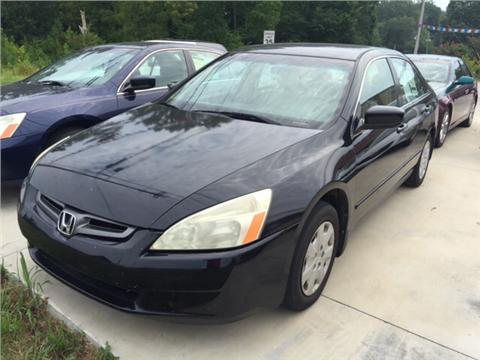 2003 Honda Accord for sale in Dalton, GA