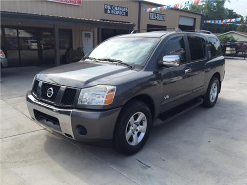 2007 Nissan Armada for sale in Dalton, GA