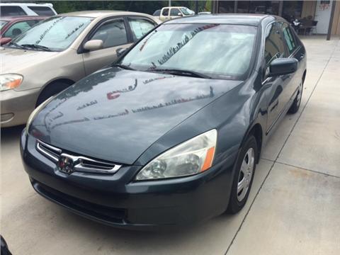 2005 Honda Accord for sale in Dalton, GA