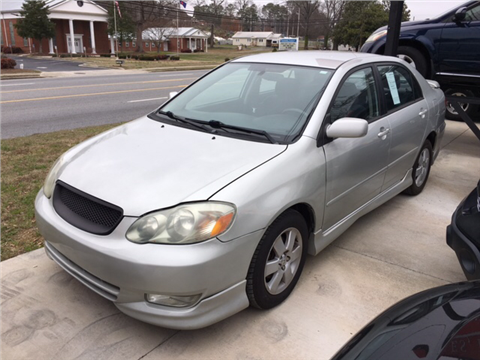 2003 Toyota Corolla for sale in Dalton, GA