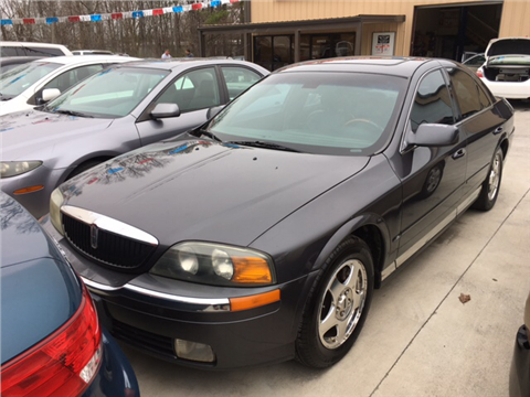 2001 Lincoln LS for sale in Dalton, GA