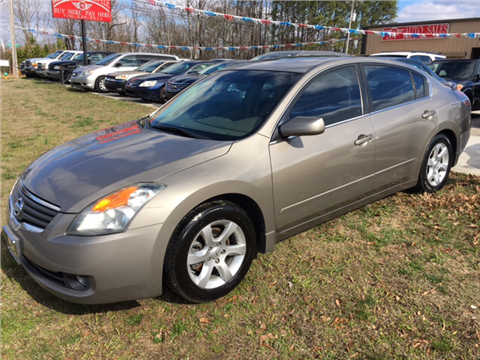 2007 Nissan Altima for sale in Dalton, GA