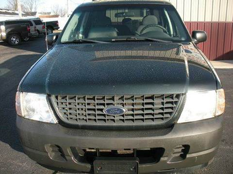 2003 Ford Explorer for sale in Celina, OH