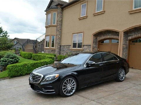 2014 Mercedes-Benz S-Class for sale in Warrenton, MO