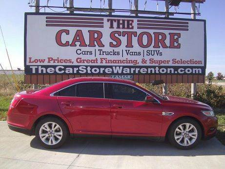 2011 Ford Taurus for sale in Warrenton, MO