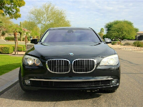 2010 BMW 7 Series for sale in Warrenton, MO