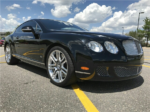 2010 Bentley Continental GT for sale in Warrenton, MO