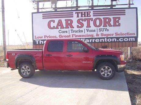 2007 GMC Sierra 1500 for sale in Warrenton, MO