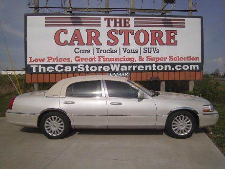 2005 Lincoln Town Car for sale in Warrenton, MO