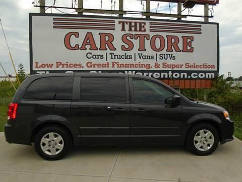 2012 Dodge Grand Caravan for sale in Warrenton, MO