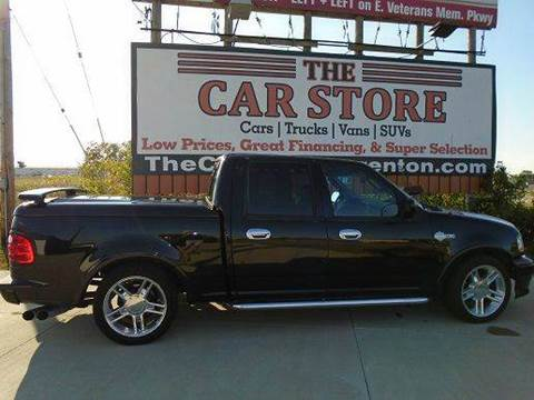 2002 Ford F-150 for sale in Warrenton, MO