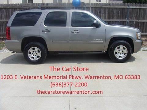 2007 Chevrolet Tahoe for sale in Warrenton, MO