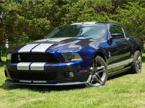 2010 Ford Shelby GT500 for sale in Warrenton, MO