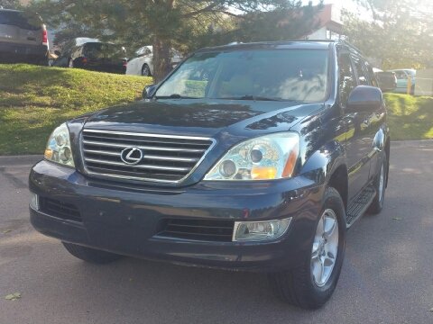 2003 Lexus GX 470 for sale in Aurora, CO