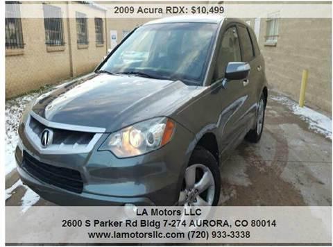2009 Acura RDX for sale in Aurora, CO