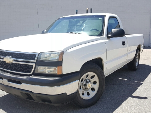 2006 Chevrolet Silverado 1500 for sale in Aurora, CO